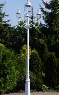 latarnia ogrodowa wysoka