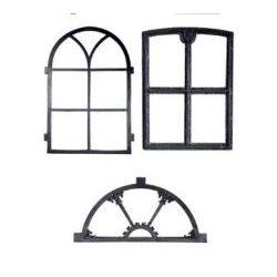 aluminiowe ramy okienne w stylu retro