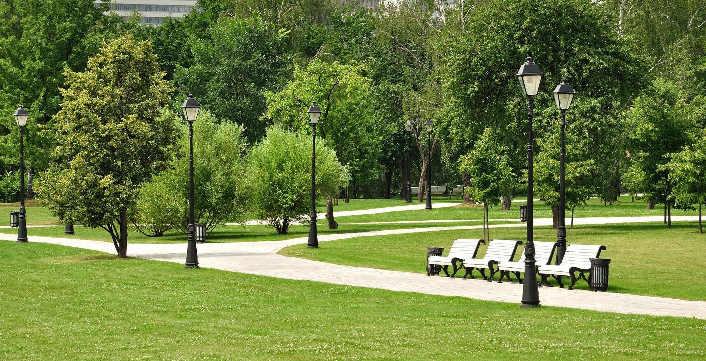 oświetlenie ogrodowe i parkowe